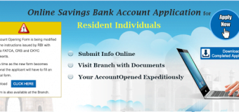 How to Apply for SBI Account Online? SBI Account Opening Form Online