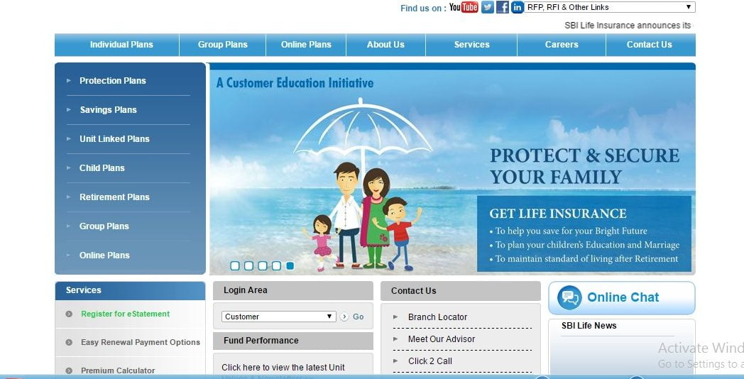SBI Life Insurance   Policy Registration and Status