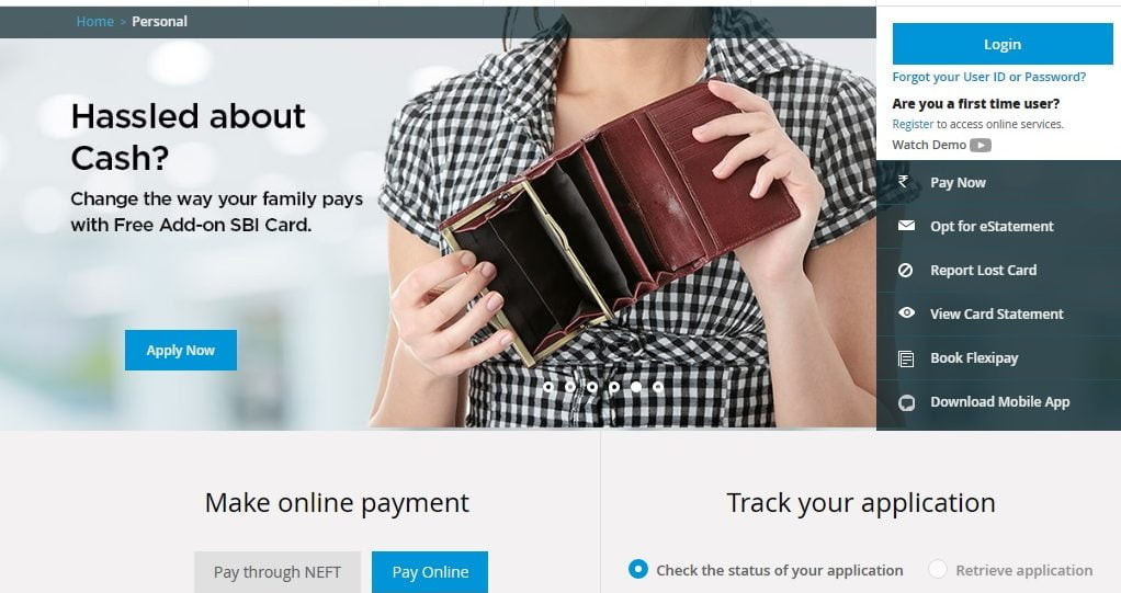 SBI Credit Card   Details and Online Application Guide