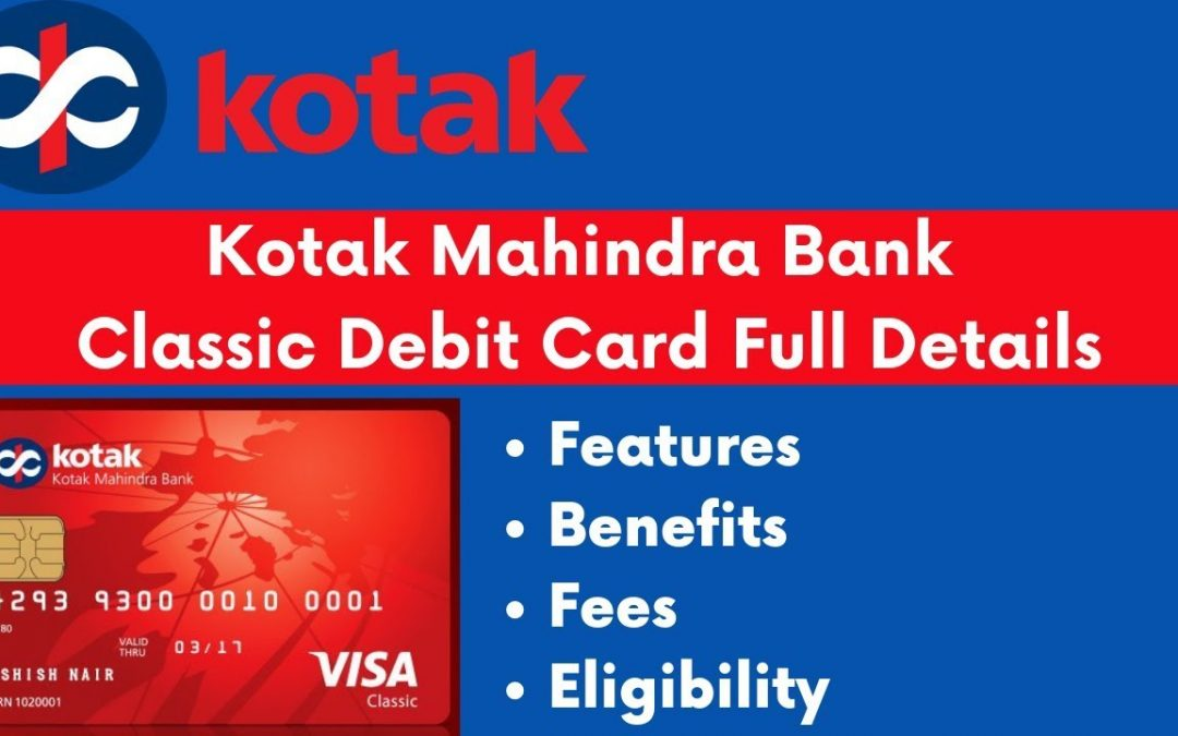 Kotak Bank ATM Charges and Transaction Charges